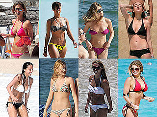 Who Has the Best Bikini Body of 2008?
