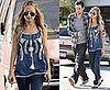 Photos of Nicole Richie and Joel Madden in LA 2008-11-20 04:00:00