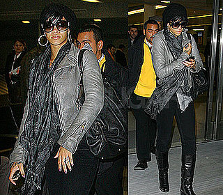 Photos of Rihanna in NYC, Will Light Up Unicef Snowflake as Part Of Her Gucci Tattoo Heart Partnership