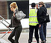 Photos of Nicole Kidman and Keith Urban Boarding a Plane in Sydney