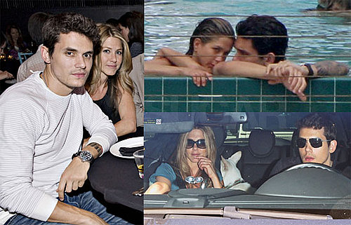 Biggest Headlines of 2008: Jennifer Aniston and John Mayer Heat Up, Cool Down, Reunite