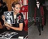 Photos of Heidi Klum Signing Autographs in NYC
