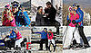 Photos of Heidi Montag adn Spencer Pratt Skiing