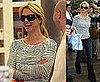 Photos of Britney Spears Shopping in LA at Kitson