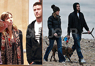 Photos of Justin Timberlake and Jessica Biel in Memphis