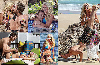 Heidi and Spencer Bikini Honeymoon Photos!