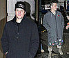 Photos of Matt Damon on the Set of Green Zone in London