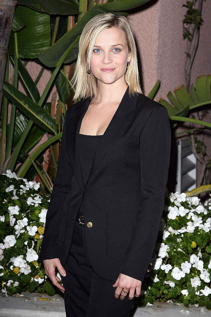 Reese Witherspoon Hosts Children's Defense Fund