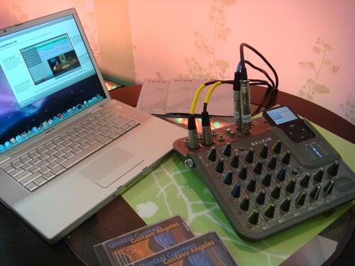 Belkin's Tune Studio