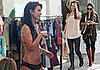 Photos of Lauren Conrad and Audrina Patridge Bikini Shopping While Filming The Hills