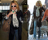 Kate Hudson Leaves LAX