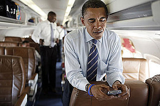 Barack Obama's BlackBerry/iPhone Love Triangle