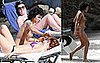 Topless Photos of Amy Winehouse On Beach in St. Lucia