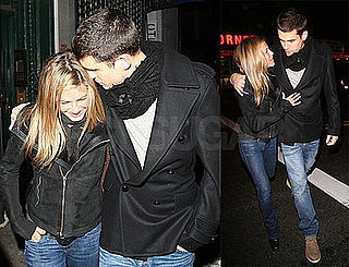 Photos of Jennfier Aniston and John Mayer In Love Kissing in NYC