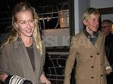 Ellen and Portia's Date Night