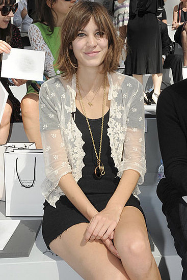 Fashion Inspiration - Alexa Chung