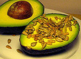 Snack Attack: Salty Avocado