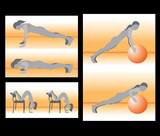 Which is your favorite push-up variation?
