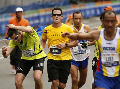 Lance Armstrong on Running in Boston Marathon