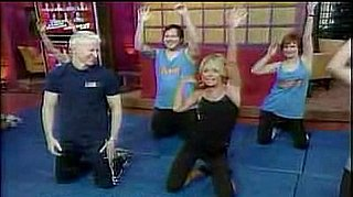 Get the Bod: Kelly Ripa's Workout with Anderson Cooper