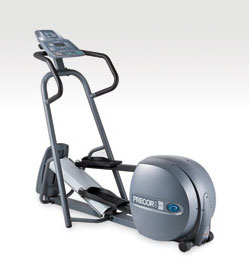 Get It Up, Your Heart Rate That Is: Elliptical