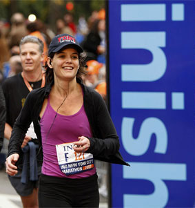 Celebrity Marathoners: Take Two