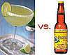 In Honor of Cinco de Mayo: Margarita vs. Mexican Beer