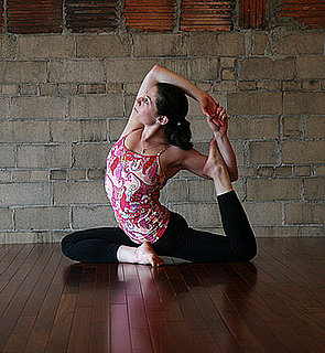 Yoga Pose of the Week:  Pigeon Crescent