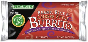 Best Frozen Burrito