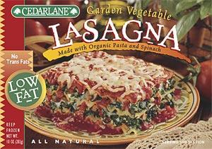 Best Frozen Lasagna