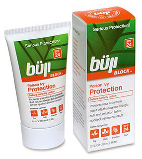 Buji Block: Prevents Poison Ivy