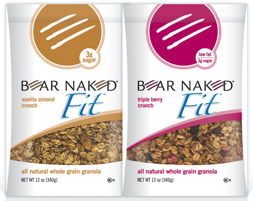 Food Review: Bear Naked Fit Granola