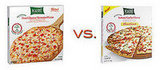 Kashi Pizzas Compared
