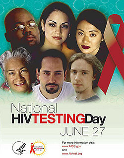 Today Is National HIV Testing Day, So Get Tested
