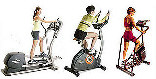 How You Work Feet on Cardio Machines Affects Your Thighs