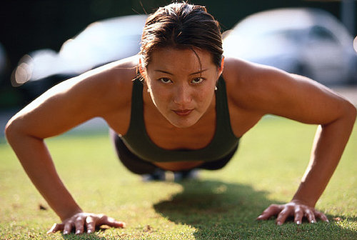 Exercise Plan: 100 Push-Ups in 6 Weeks