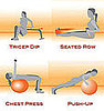 Which Upper Body Exercise Do You Love the Most?