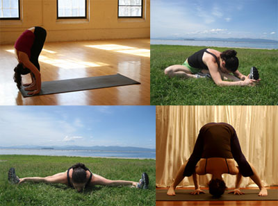 Your Favorite Yoga Pose Points to Your Personality