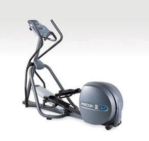 Get It Up, Your Heart Rate That Is: Quickie Elliptical