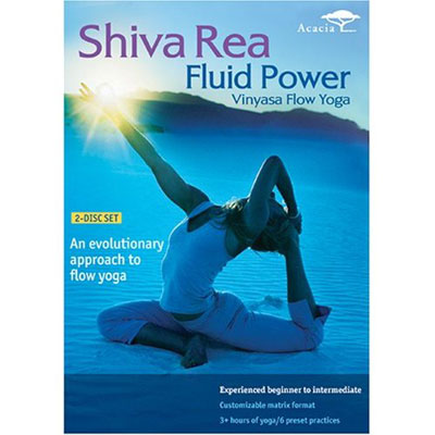 Shiva Rea: Fluid Power
