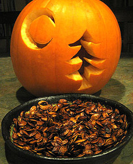 Healthy Recipe: Sweet and Salty Pumpkin Seeds