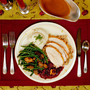 Quiz: Thanksgiving Calorie Count