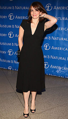 Tina Fey Trimmed Down With Weight Watchers
