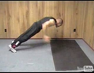 Try It: Triple Clap Push-Up