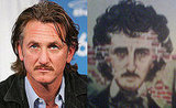 Sean Penn and Edgar Allan Poe