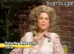 gilda radner as barbara walters
