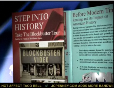 Historic Blockbuster Store Offers Glimpse of How Movies Were Rented in the Past