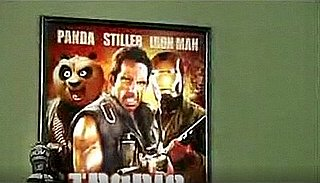 Tropic Thunder: The Viral Video with Kung Fu Panda and Iron Man