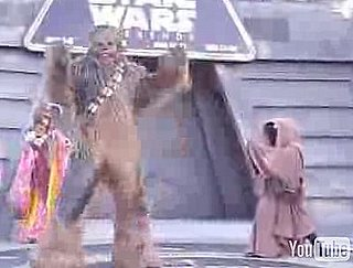 Star Wars Dance Off