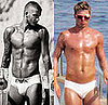 David Beckham's Suspicious Package: Stuffed or Au Naturale?